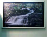 Granite_mural_waterfall